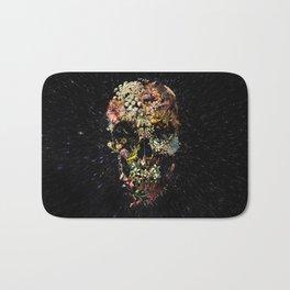 Smyrna Skull Bath Mat