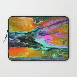 Abstract ORANGE Laptop Sleeve