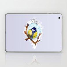 Spring birdy / Nr. 3 Laptop & iPad Skin