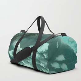 Large  Manatee Duffle Bag