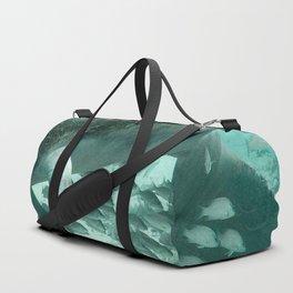 Large  Manatee Duffle Bag