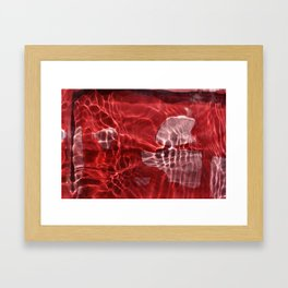 Red River Framed Art Print