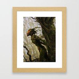 Scavenger Heroes series - 5 Framed Art Print