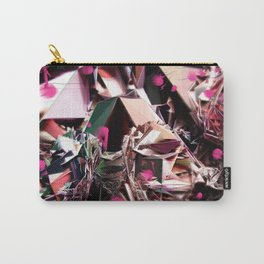 ROSE/GOLD/FISHES Carry-All Pouch
