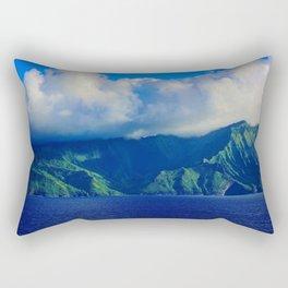 Mysterious Land Rectangular Pillow
