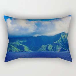 Mysterious Land Rectangular Pillow