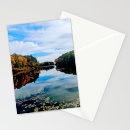 Egypt Meadow Lake, PA #1 Stationery Cards