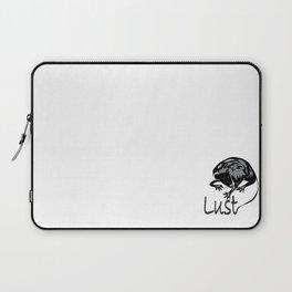 """Lust Rat"" Paulette Lust's Original, Contemporary, Whimsical, Colorful, Art  Laptop Sleeve"