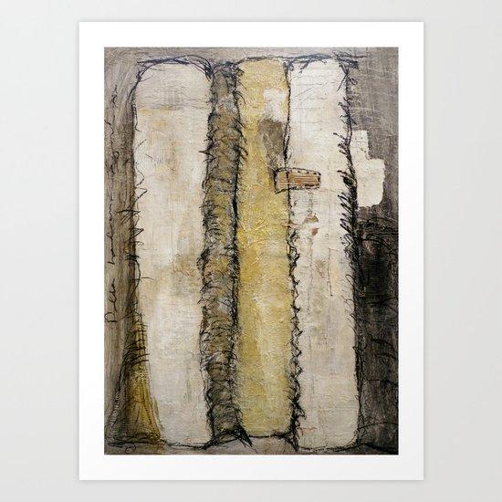 conection Art Print