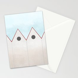Simple Housing - love them all  Stationery Cards