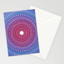 Keeping a Loving Heart Mandala Stationery Cards