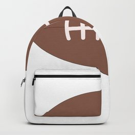 Sports Shut Up The Game is On Backpack