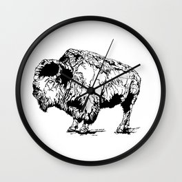 Buffalo Wall Clock