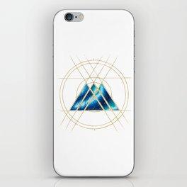 Nebula Warlock Sigil iPhone Skin