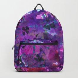 Violet Fields Backpack
