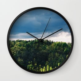 Another lovely Bavarian day Wall Clock