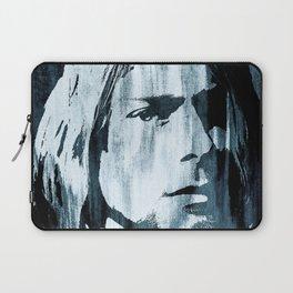 Kurt# Cobain#Nirvana Laptop Sleeve