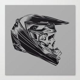 Skullrider Canvas Print