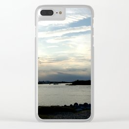 Good Day for Fishing Clear iPhone Case