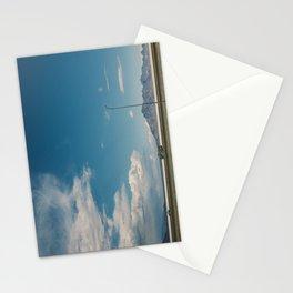 Bonneville Salt Flats Utah USA Stationery Cards