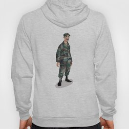 I'm going to Army Hoody