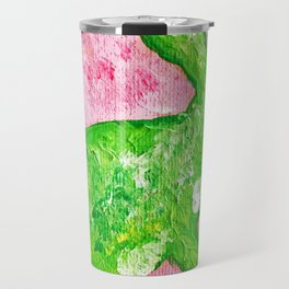 Palm Beach Rabbit Travel Mug