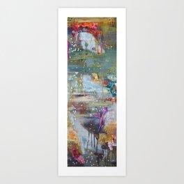 Gravity Float Art Print