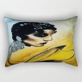 Au Contraire Rectangular Pillow