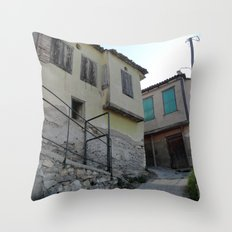 Badas Throw Pillow