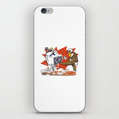 Bloody Computer iPhone & iPod Skin