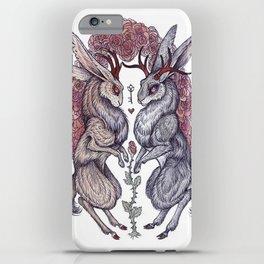 Rare Hearts iPhone Case