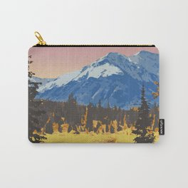 Kluane National Park and Reserve Carry-All Pouch