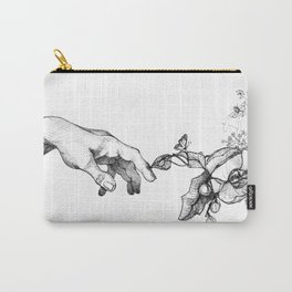 Touched by Nature Carry-All Pouch