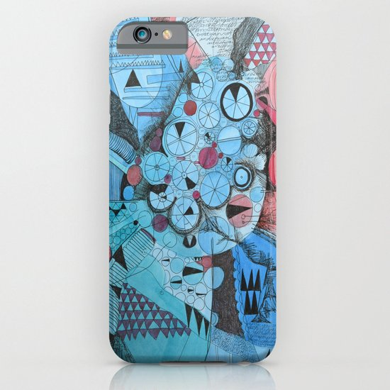 Anxiety iPhone & iPod Case