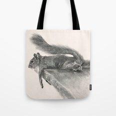 Monday Mood Tote Bag