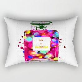 Eau de Parfum Bubbles Rectangular Pillow