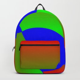 Brokenblue Backpack