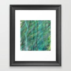Fragment 02: Remembered Well Framed Art Print
