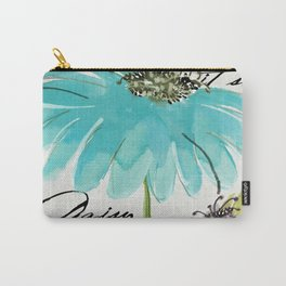 Daisy Morning I Carry-All Pouch