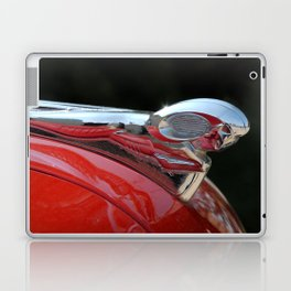 Vintage Dodge Hood Ornament Laptop & iPad Skin