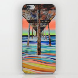 Dare To Be Bold iPhone Skin