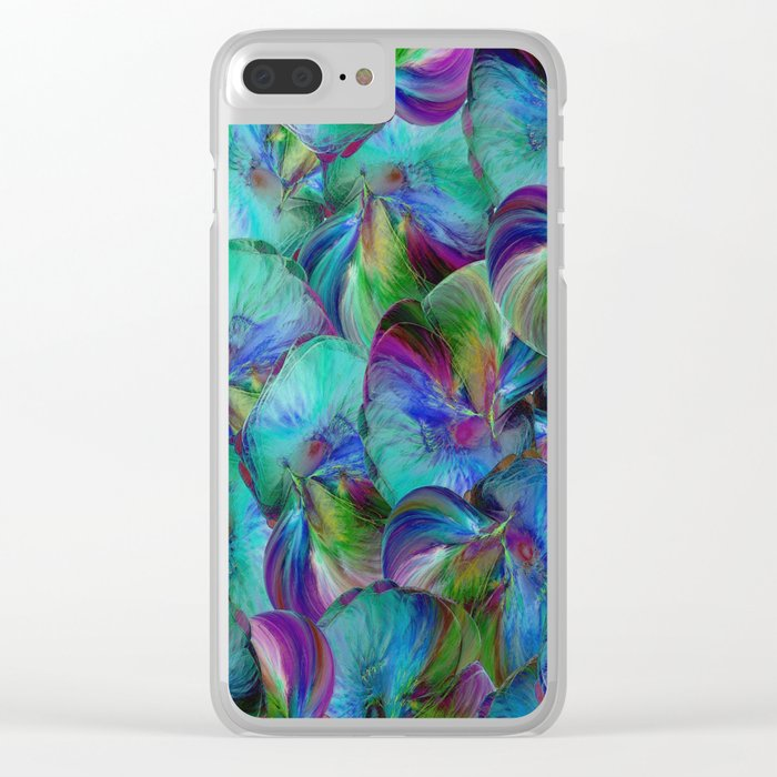 Don't Wake Me Up! Clear iPhone Case