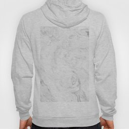 Light grey marble Hoody