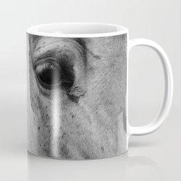 Beauty in the eyes Coffee Mug