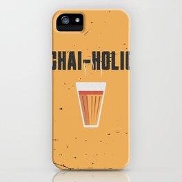 Chai-Holic iPhone Case