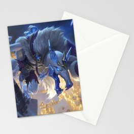 Ice King Twitch League Of Legends Stationery Cards