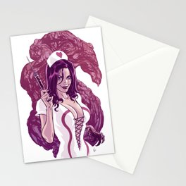Sheila the Healer Stationery Cards