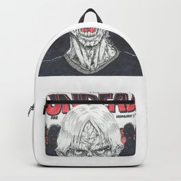 The Undead Are Hungry Backpack