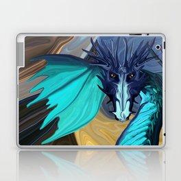 Sapphire Blaze Across the Canyon Laptop & iPad Skin