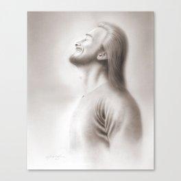 Jesus the Christ Canvas Print
